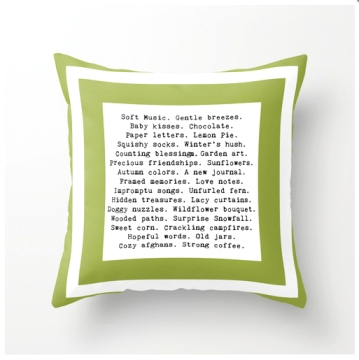 For info on how to personalize your own pillow, click image...
